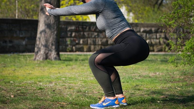 Vježbe za lijepe noge